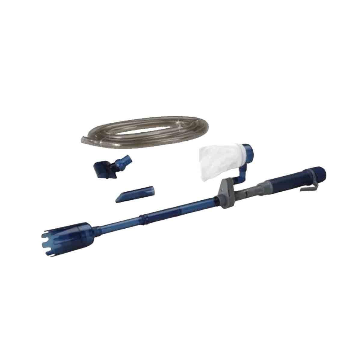 EBI Hi-Tech Aquariumstofzuiger op Batterijen - 52 cm