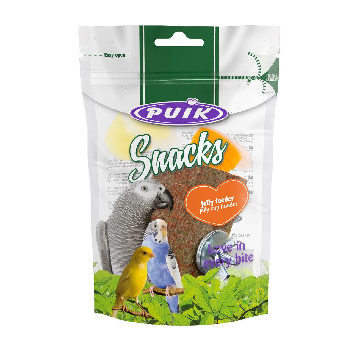 Puik Snacks Jelly Cup Houder - in Voerbakken & Drinkflessen