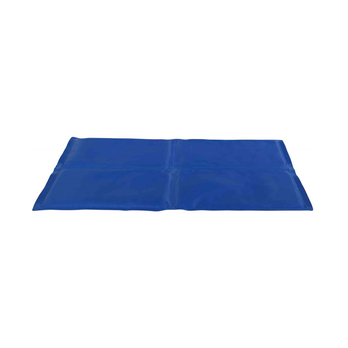 Koelmat 65x50cm Blauw