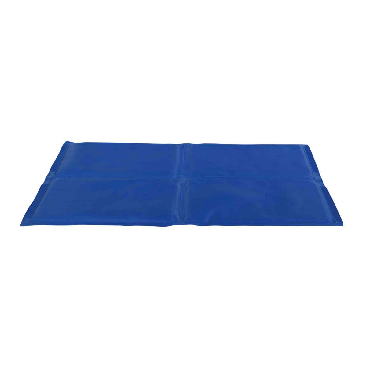 Koelmat 50x40cm Blauw