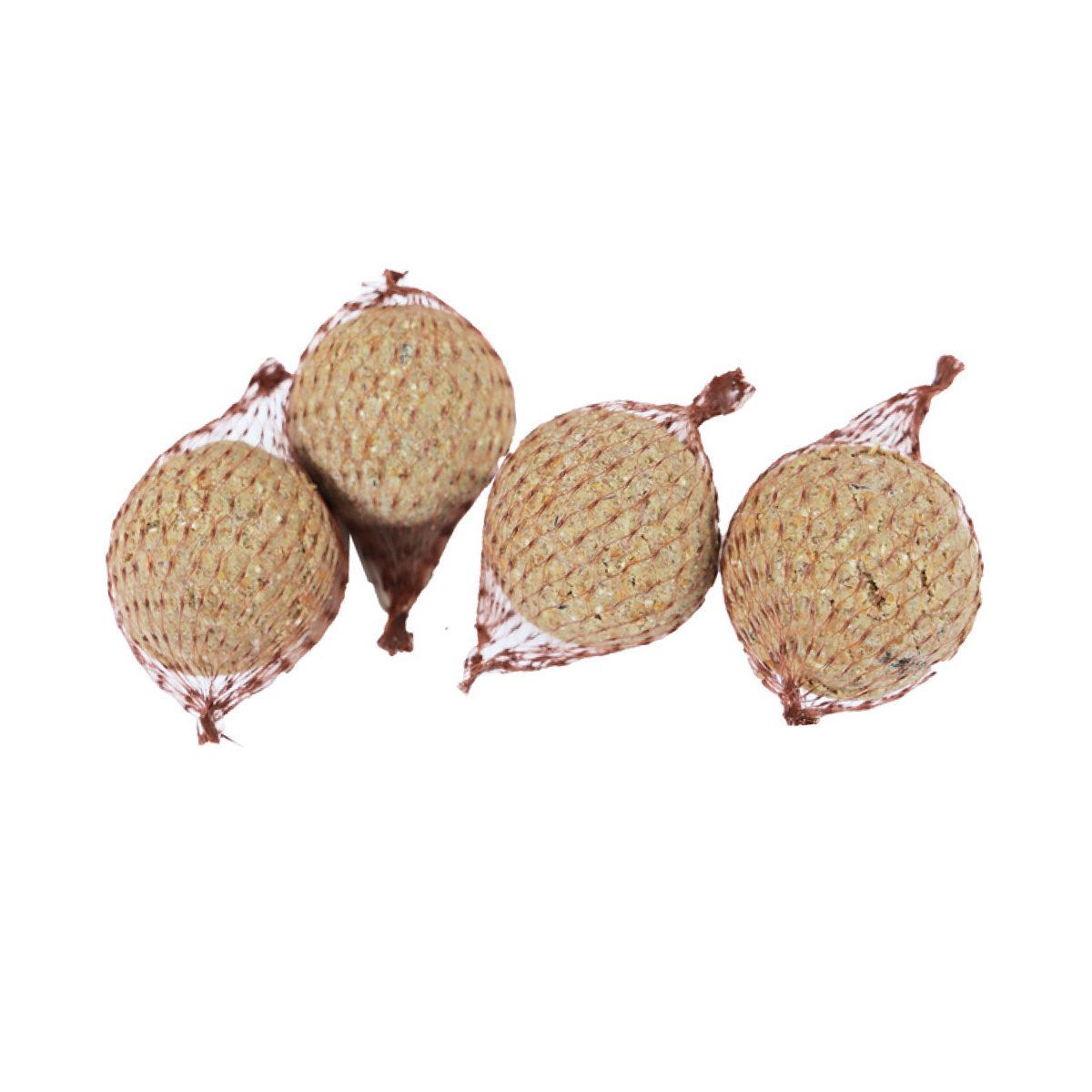 4-Seizoenen Pindakaasbollen