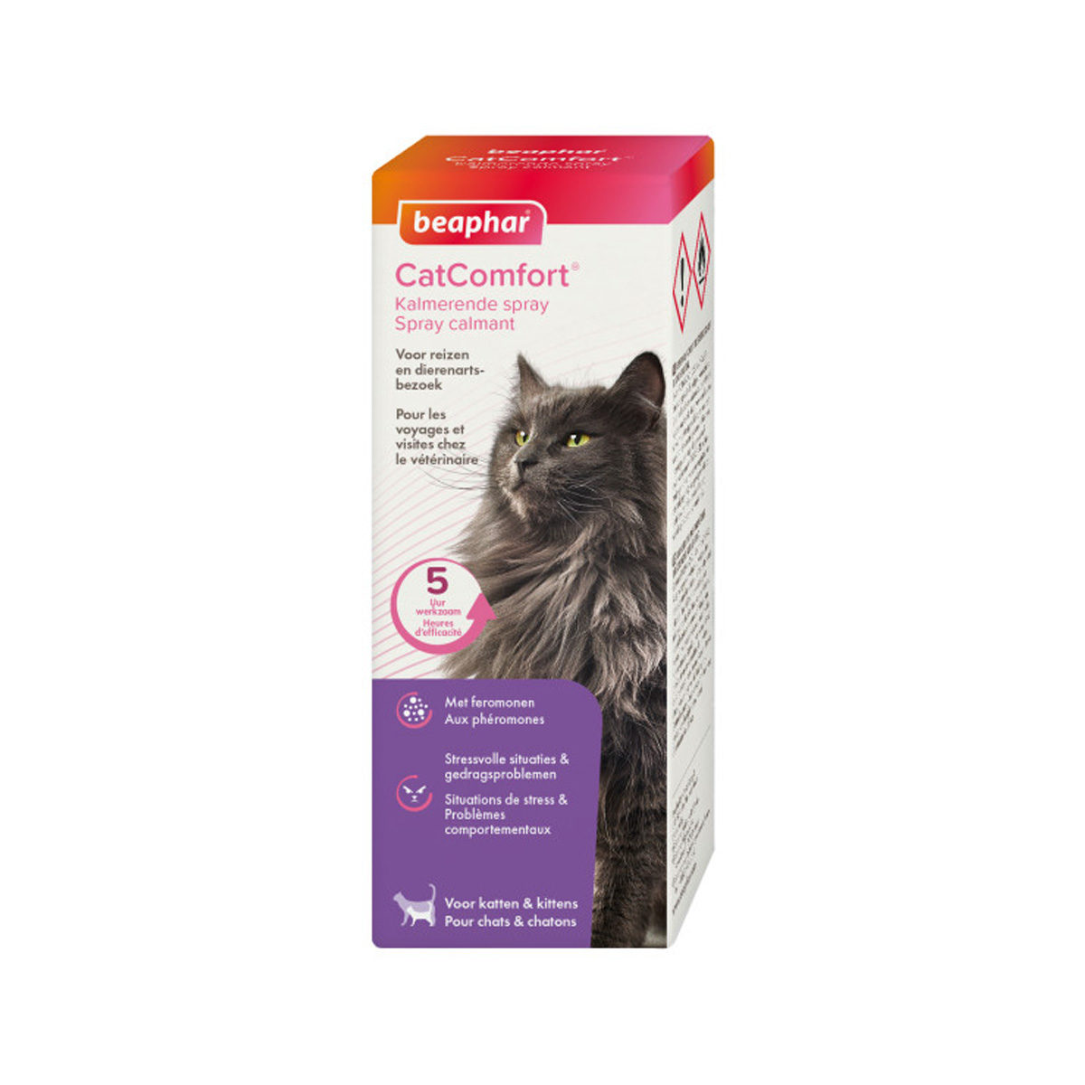 Beaphar CatComfort & Kalmerende Spray 30 ml