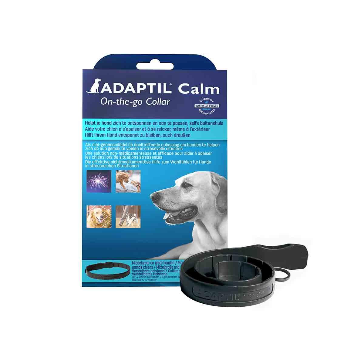 Adaptil Calm Rustgevende Halsband Medium-Large