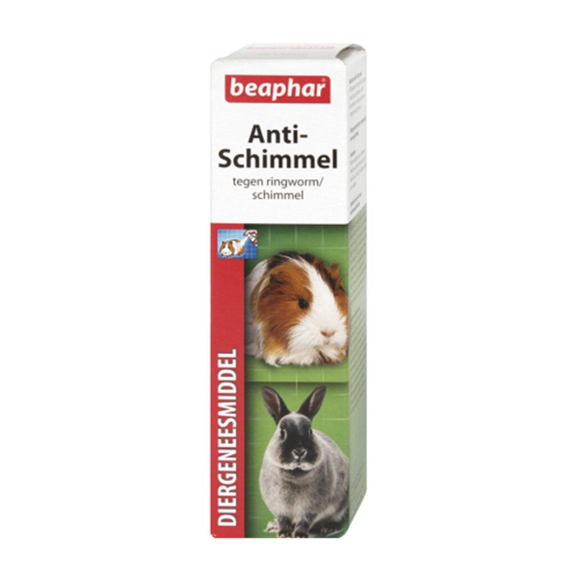 Beaphar Anti Schimmel Tegen Ringworm Spray 50 ml