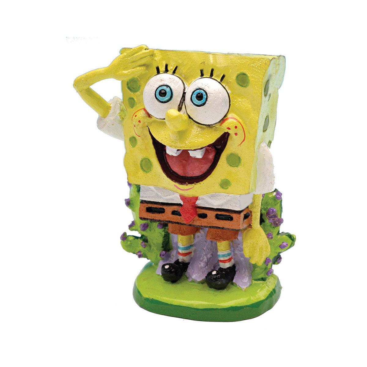 Penn Plax Ornamenten Spongebob - Spongebob 5cm - in Decoratie