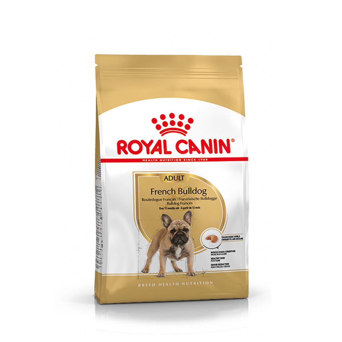 Royal Canin French Bulldog Hondenvoer Adult 1,5kg