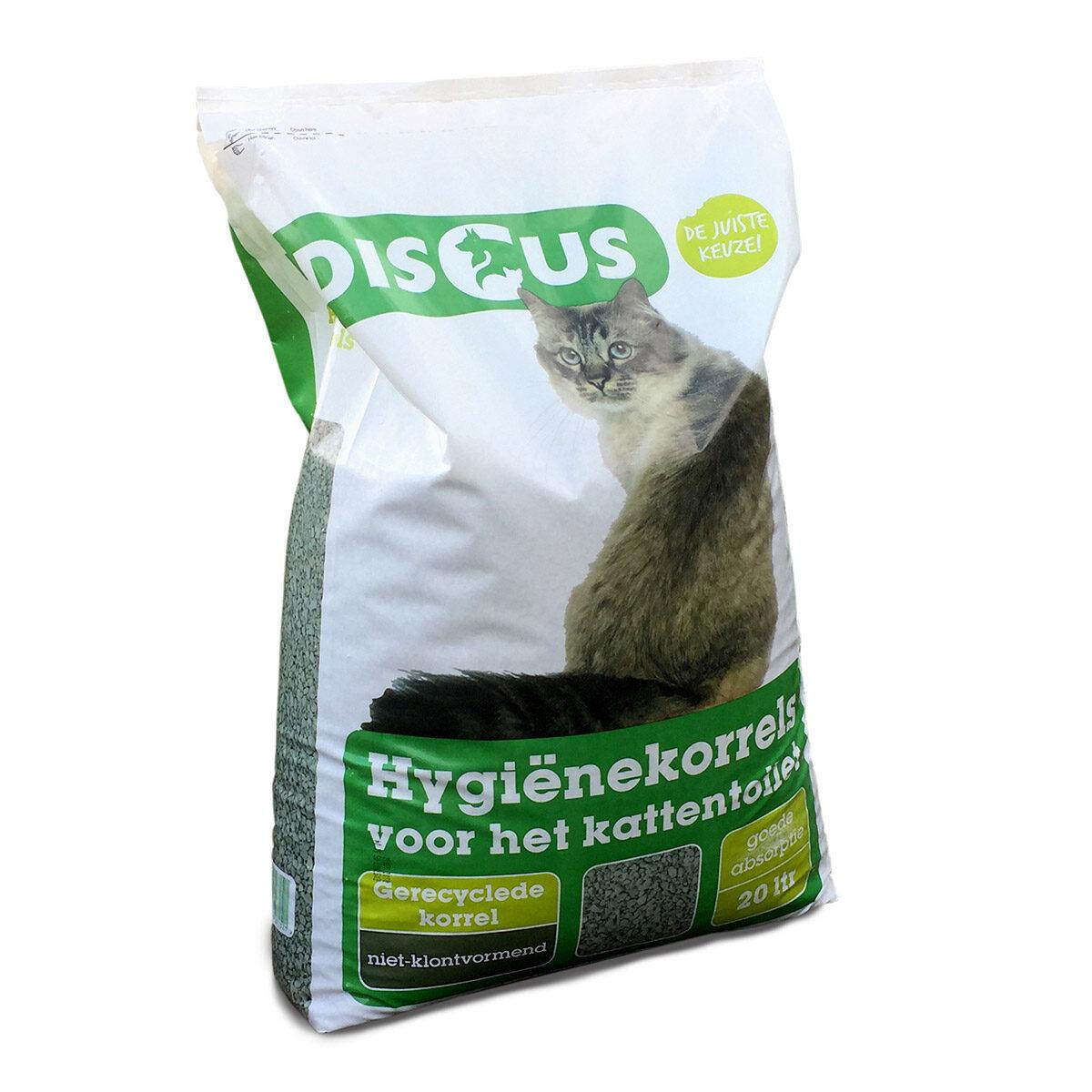 Discus Kattenbakvulling Niet-Klontvormend 20liter