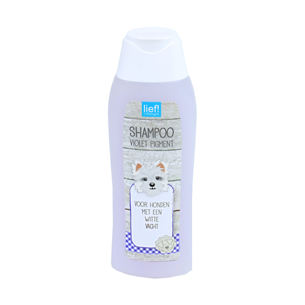 Lief! Shampoo Witte Vacht 300ml