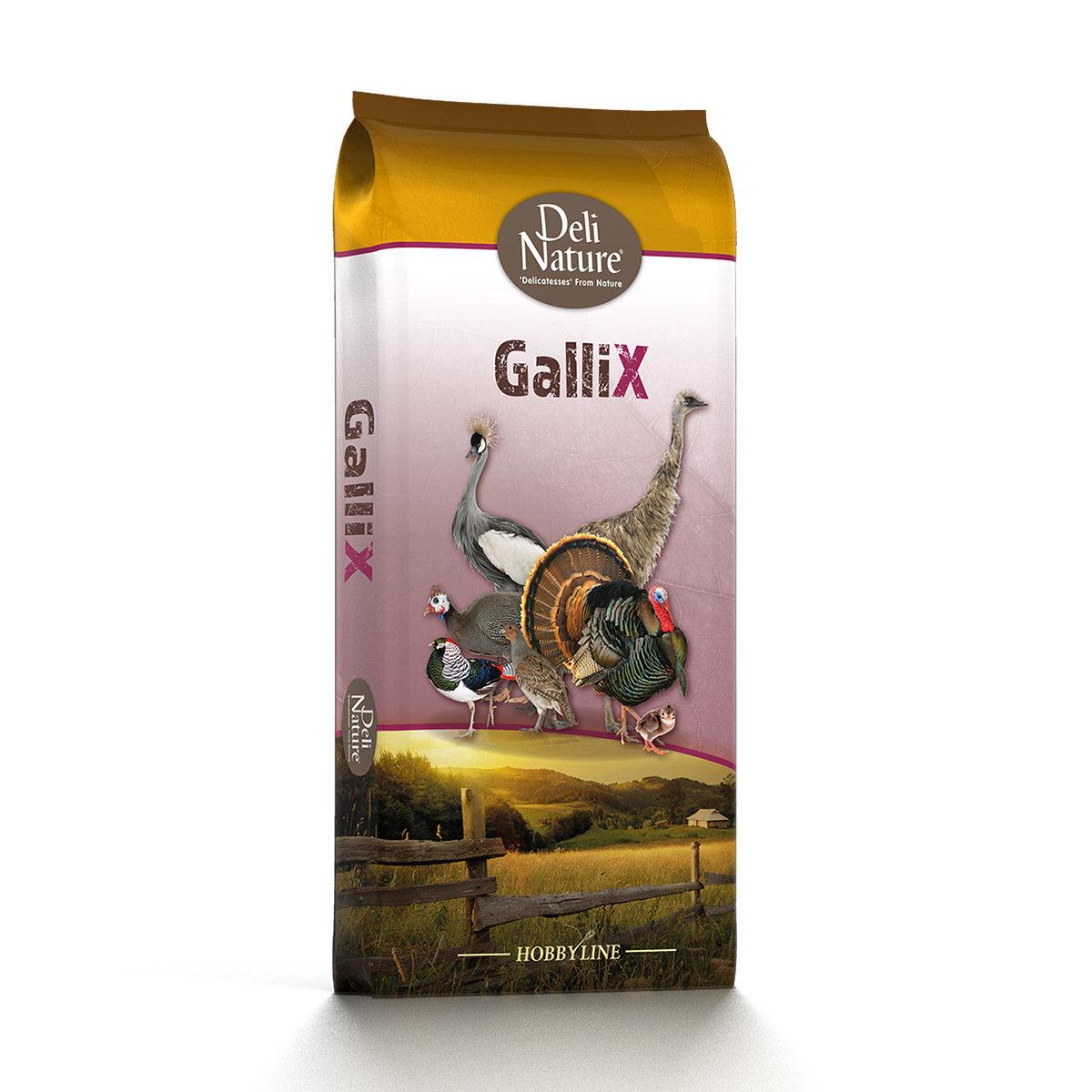 Deli Nature GalliX-Ornamental-Leg-Pellet 20kg