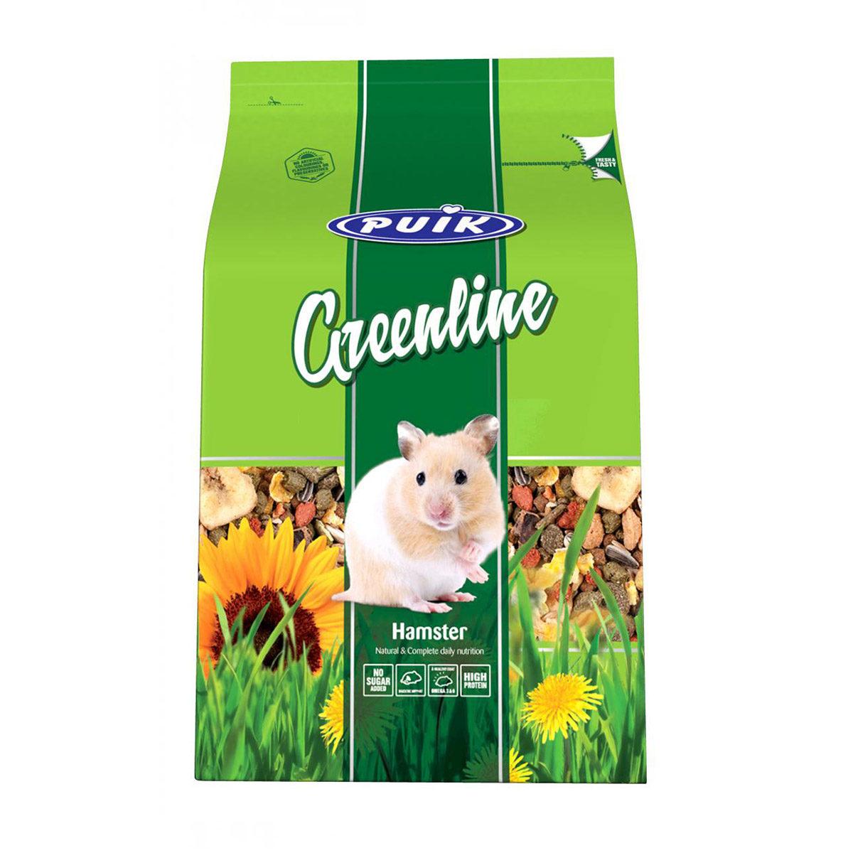 Puik Greenline Hamstervoer 800 gr