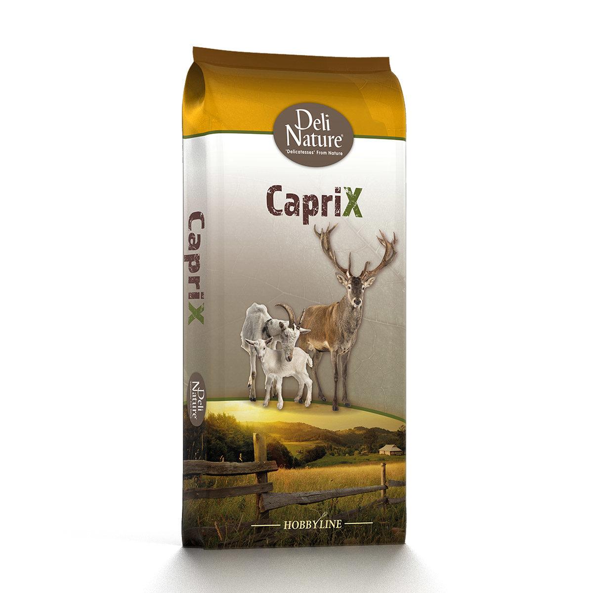 Deli Nature CapriX Onderhoud-Pellet 20kg