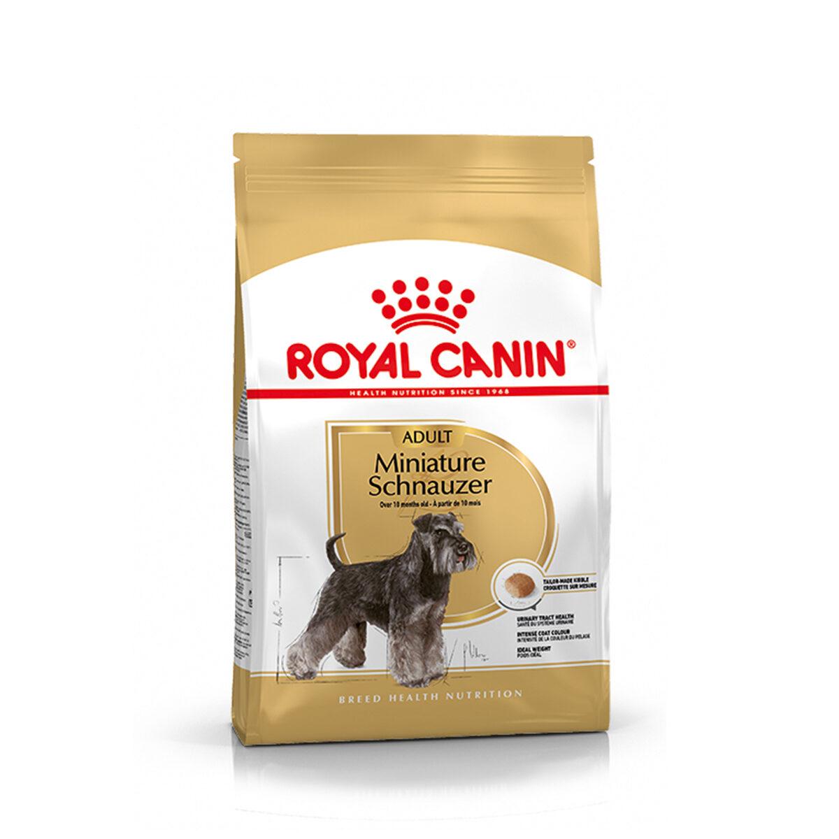 Royal Canin Miniature Schnauzer Adult Hondenvoer 3 kg