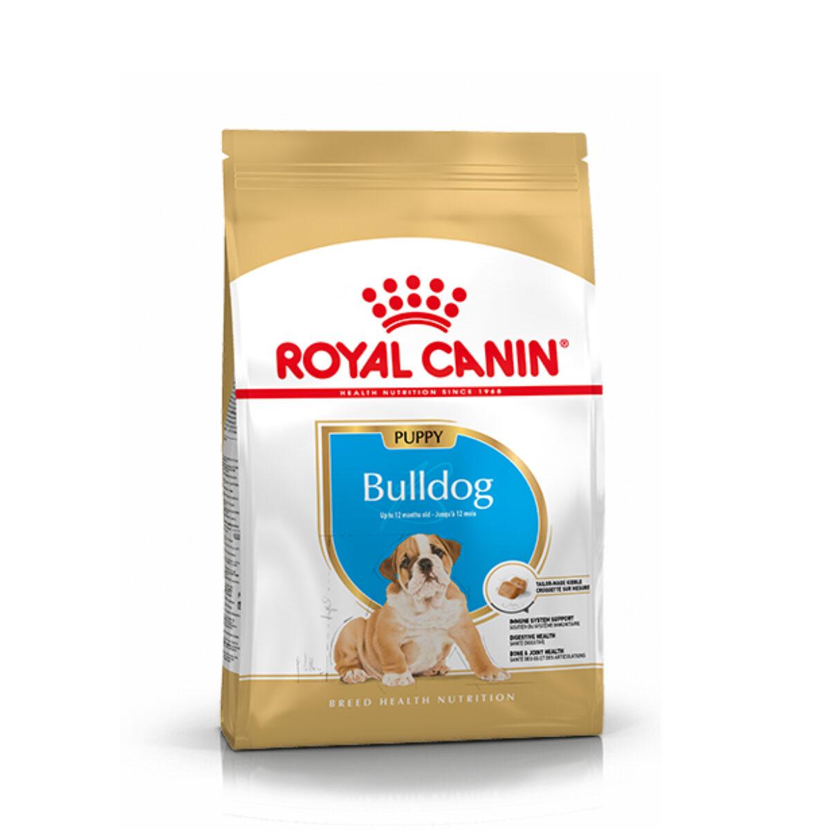 Royal Canin Bulldog Hondenvoer Puppy 3kg