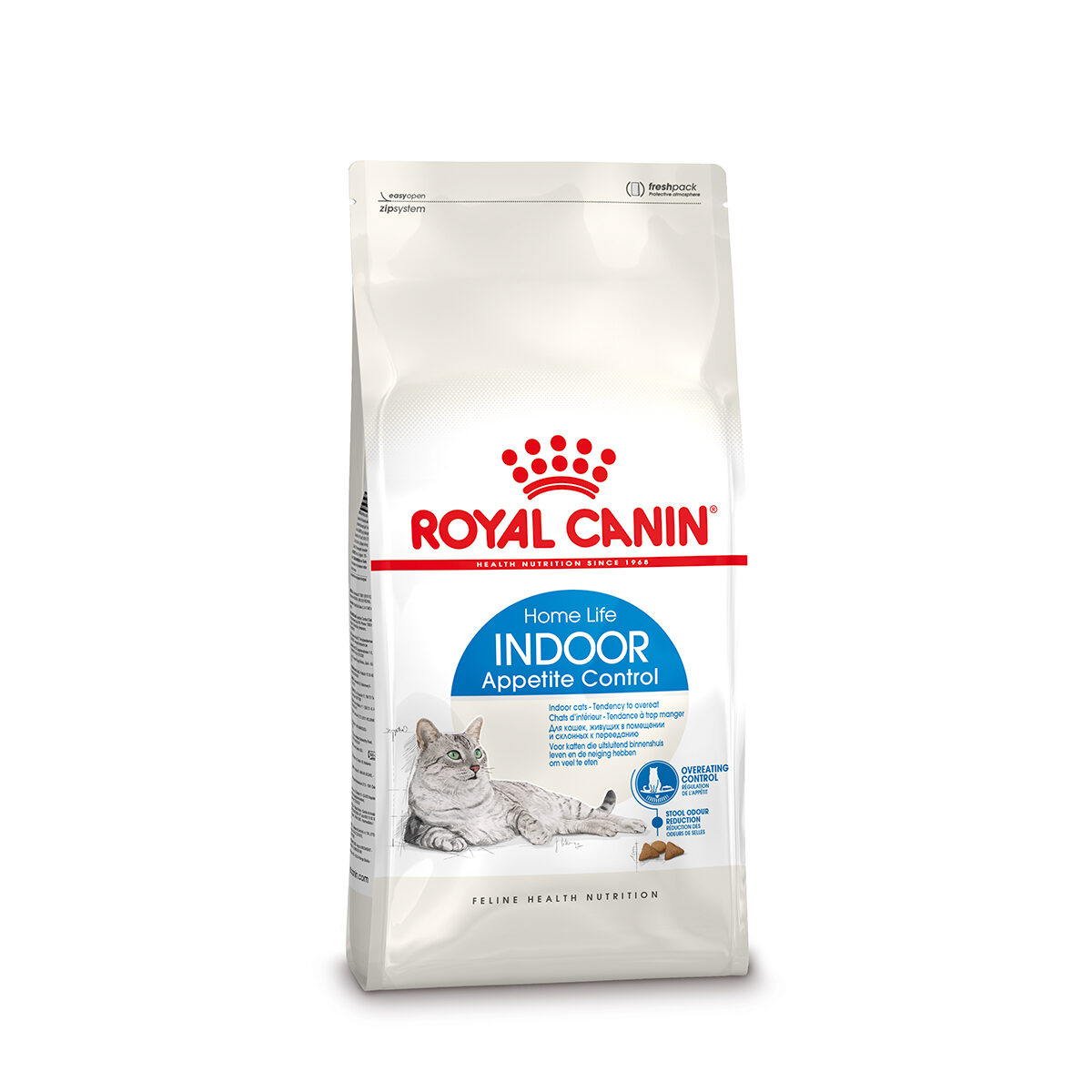 Royal Canin Indoor Appetite Control Kattenvoer 4 kg