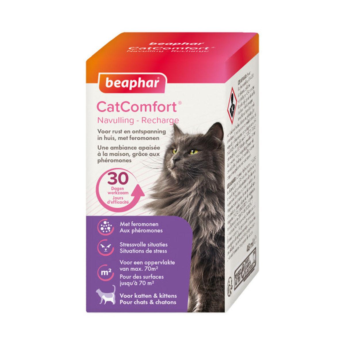 Beaphar CatComfort & Navulling Voor Verdamper 48ml