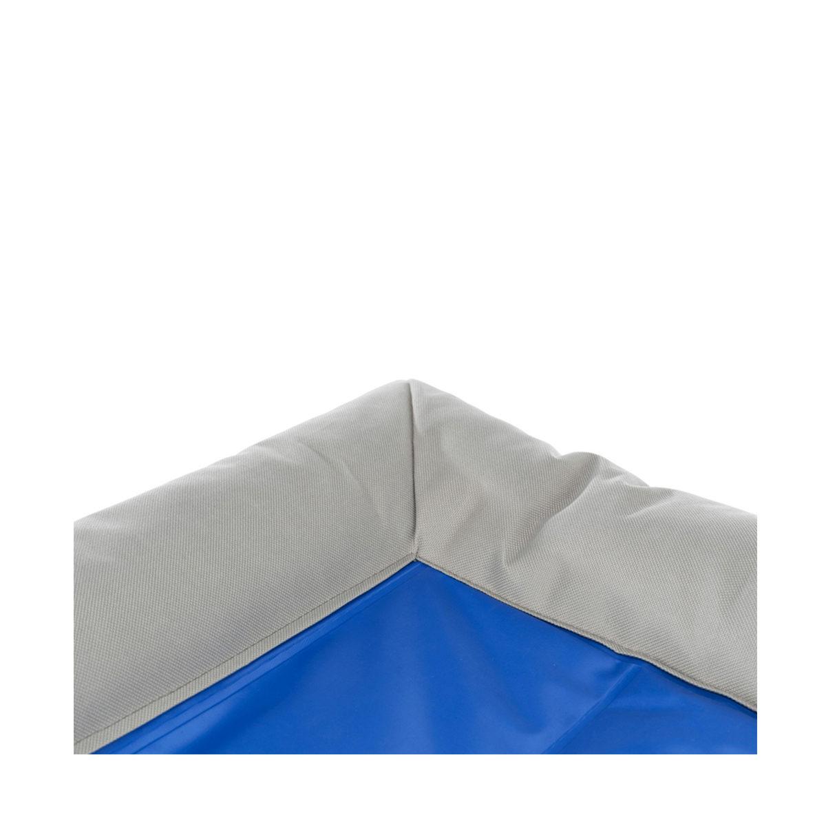 Koelkussen Cool Dreamer 90x55cm Grijs-Blauw - in Hondenmanden & Hondenkussens