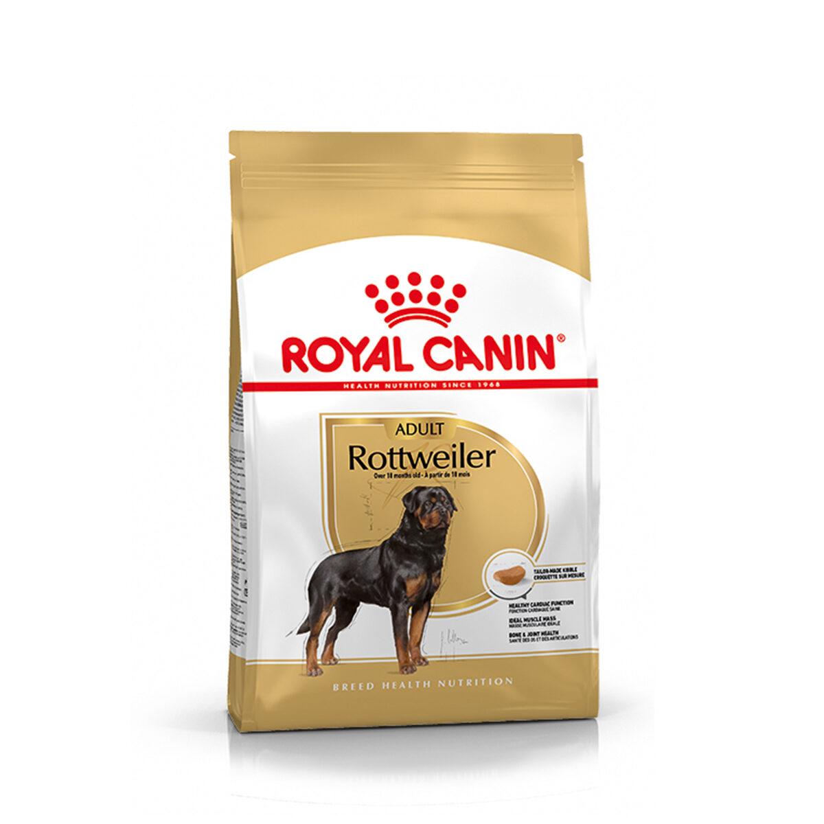 Royal Canin Rottweiler Hondenvoer Adult 3kg