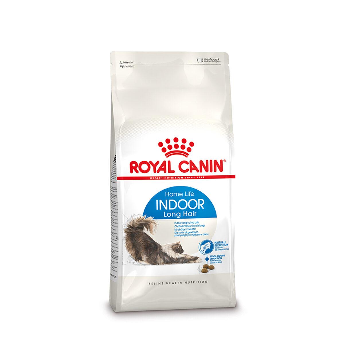 Royal Canin Indoor Long Hair Kattenvoer 2 kg