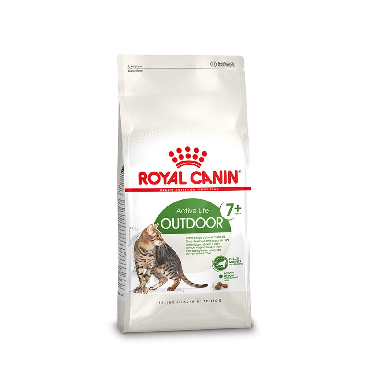Royal Canin Outdoor 7+ Kattenvoer 2 kg