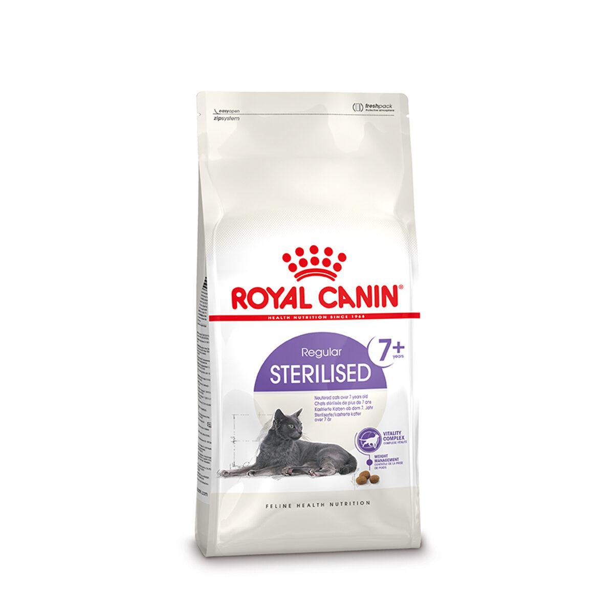 Royal Canin Sterilised 7+ Kattenvoer 1,5 kg