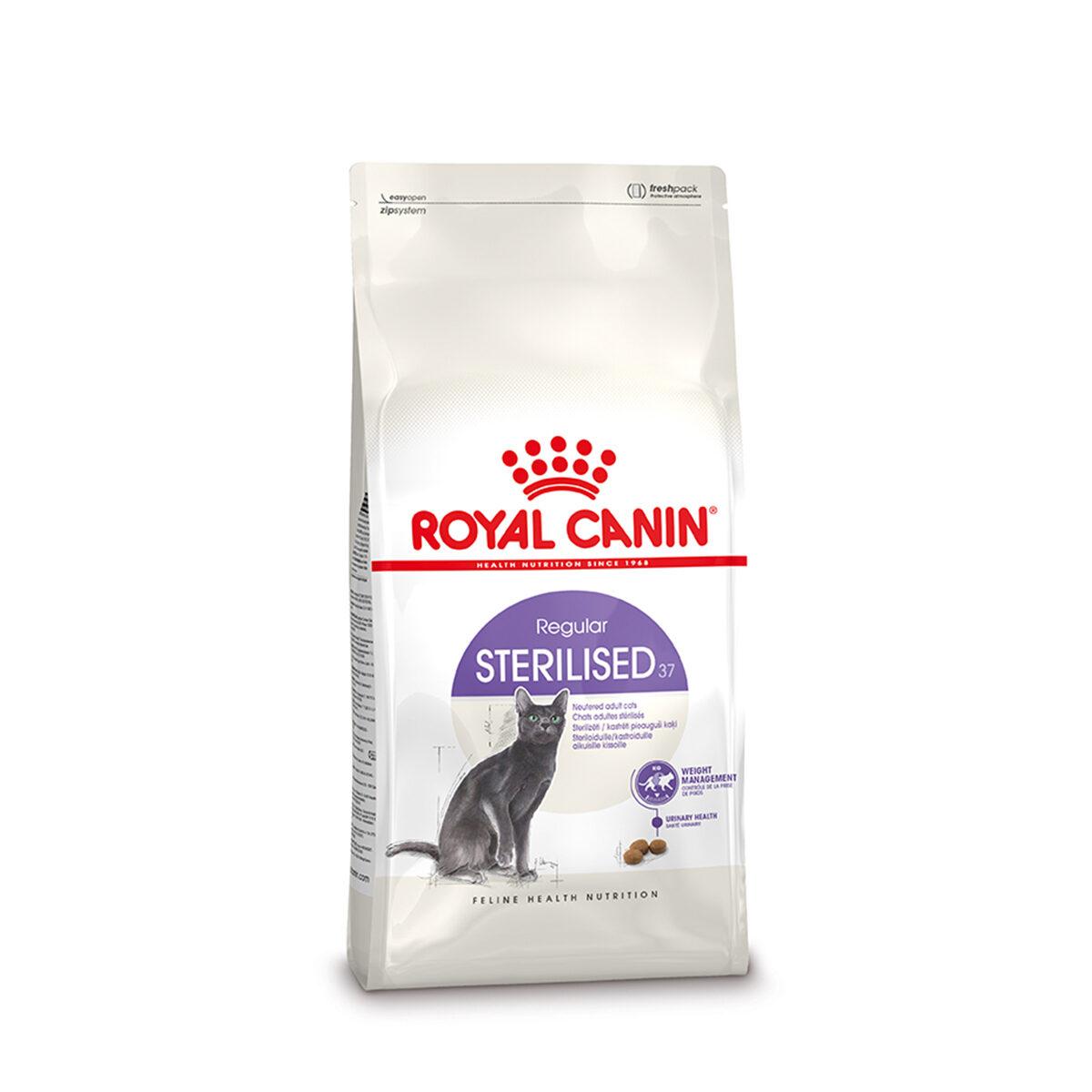 Royal Canin Sterilised 37 Kattenvoer 4 kg