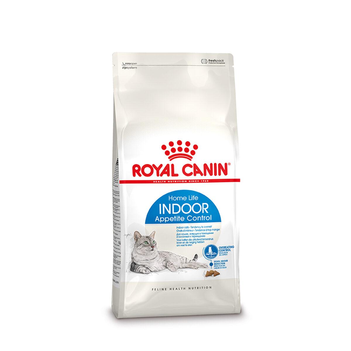 Royal Canin Indoor Appetite Control Kattenvoer 2 kg