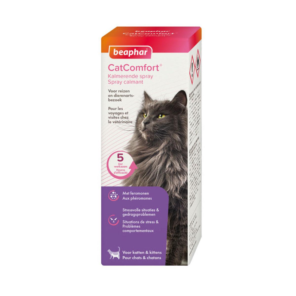 Beaphar CatComfort & Kalmerende Spray 60 ml