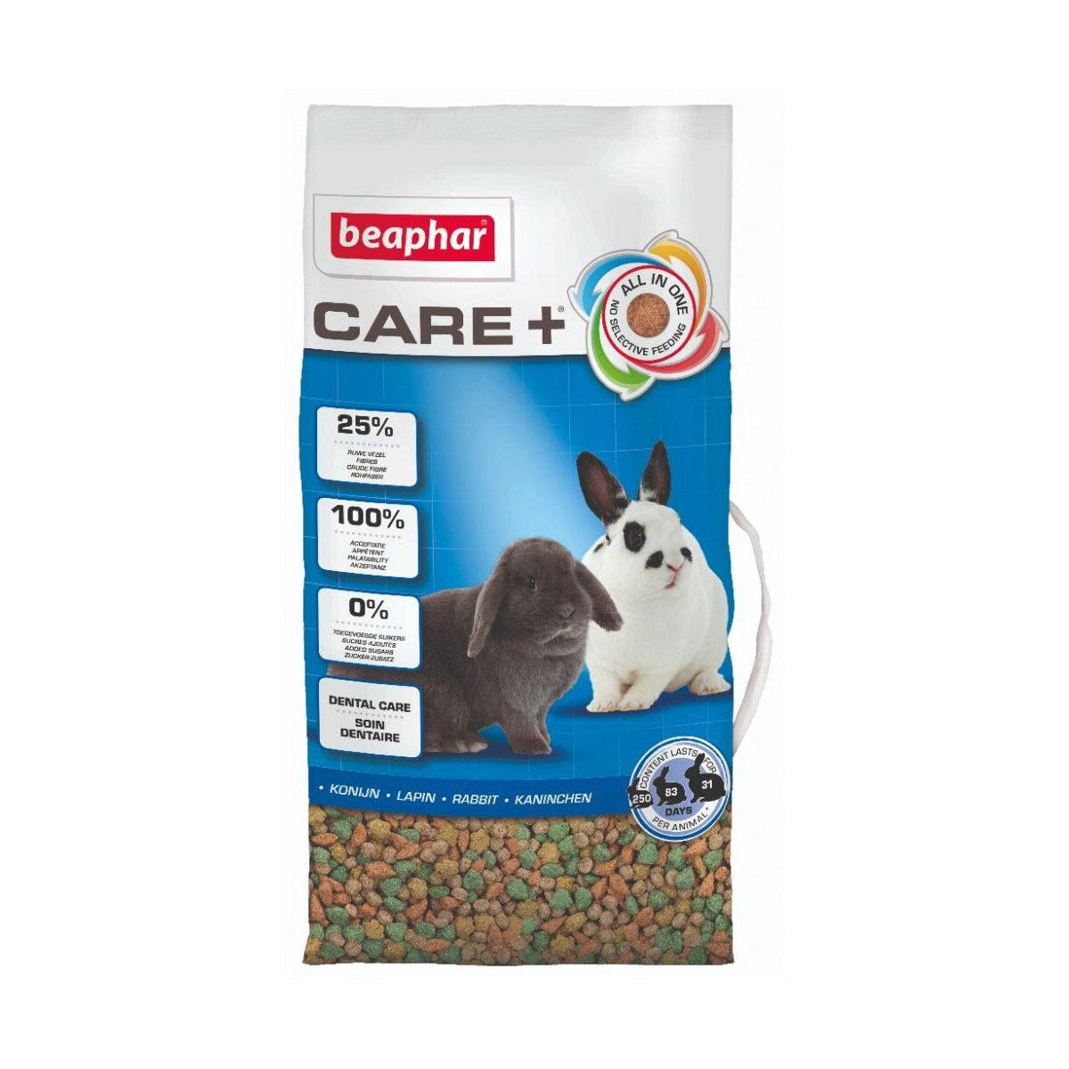 Care+ Konijnenvoer 5 kg