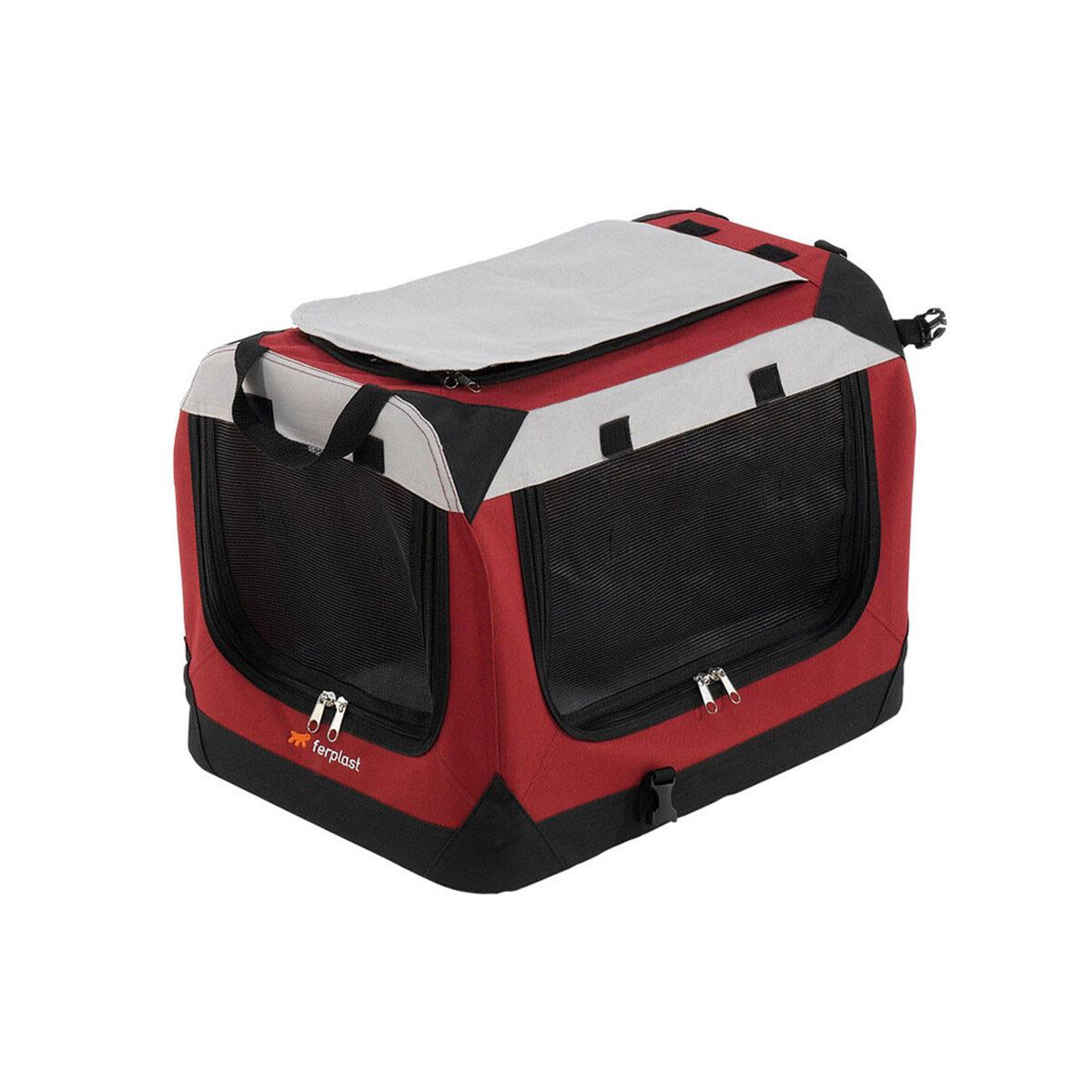 Ferplast Hondenvervoersbox Holiday 4 - 60x42x42 cm
