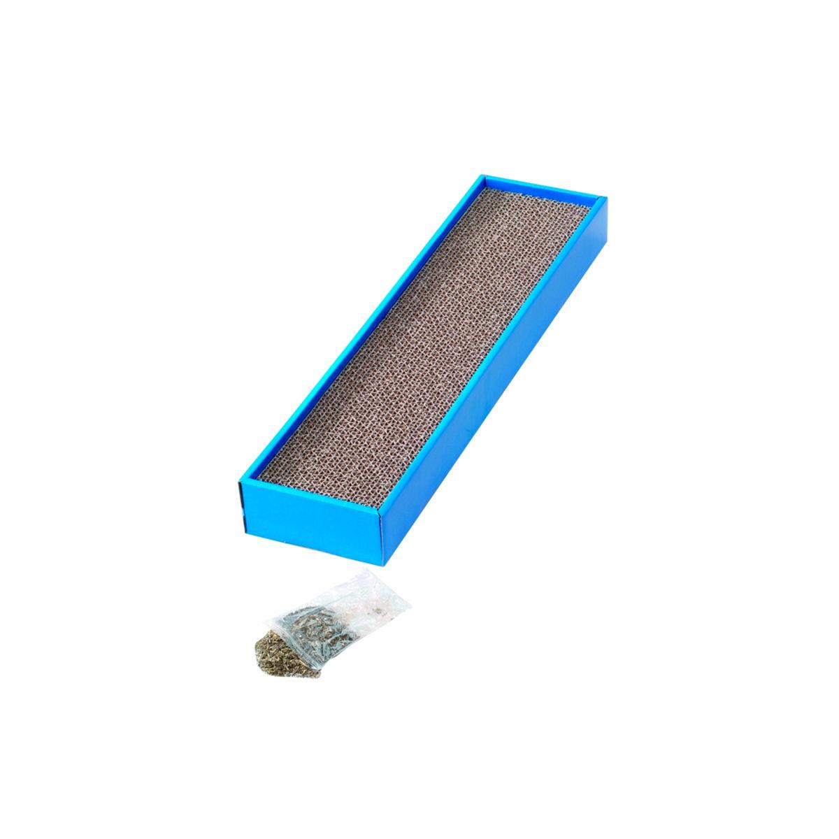 Karton Kattenplank 50 cm Met Catnip