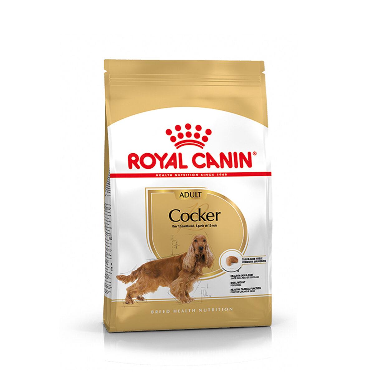 Royal Canin Cocker Hondenvoer Adult 3kg