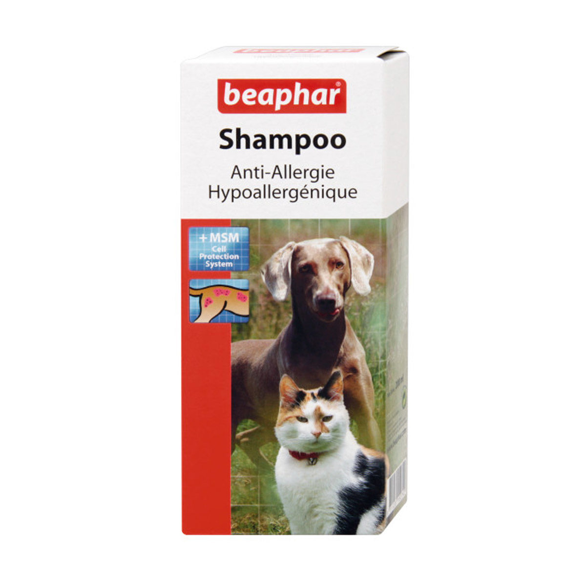 Beaphar Shampoo Anti-Allergie 200ml