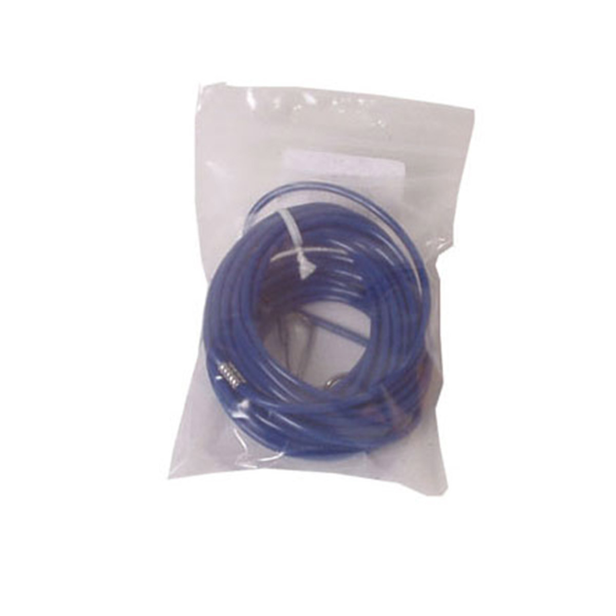 Poezen Vastleglijn 3 mm-5 m Blauw - in Tuigjes & Halsbanden