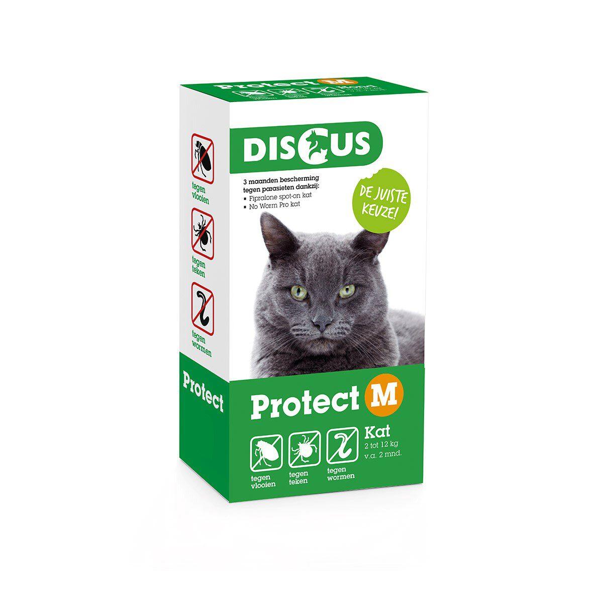 Discus Protect Kat 2-12 kg